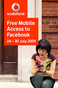 Free mobile access to Facebook