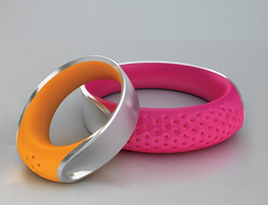 colour rings bluetooth phone by bck